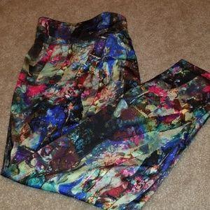 Danskin NOW colorful leggings